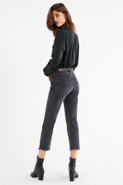 Levi's Wedgie High-Rise Jean – That Girl   Urban Outfitters