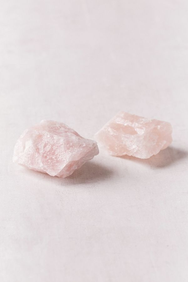 rose quartz crystal stone urban outfitters