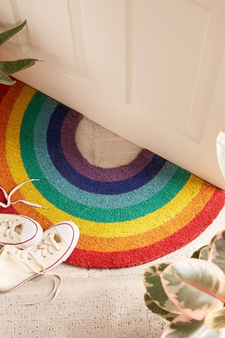 Sunnylife Rainbow Doormat