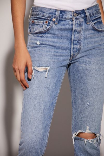 Levi S 501 Skinny Jean Can T Touch This Urban Outfitters