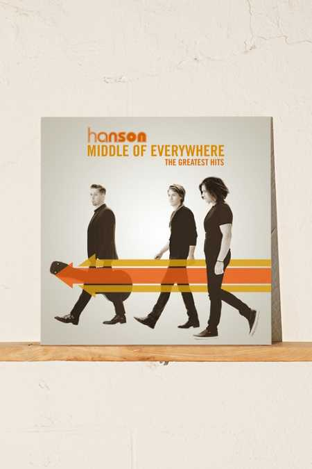 Hanson - Middle of Everywhere: The Greatest Hits Limited 3XLP