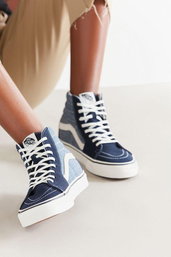 Offre De Vente Boutique Pas Cher Vans Sk8-Hi Sneakers Meilleurs Prix Discount Prix Bas Frais De Port Offerts Pas Cher 100% D'origine braderie 730gAJKZ2