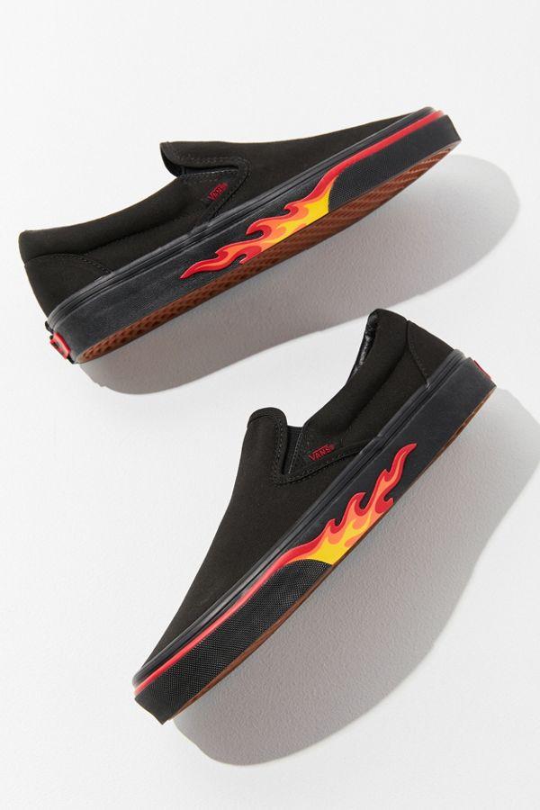vans flamme