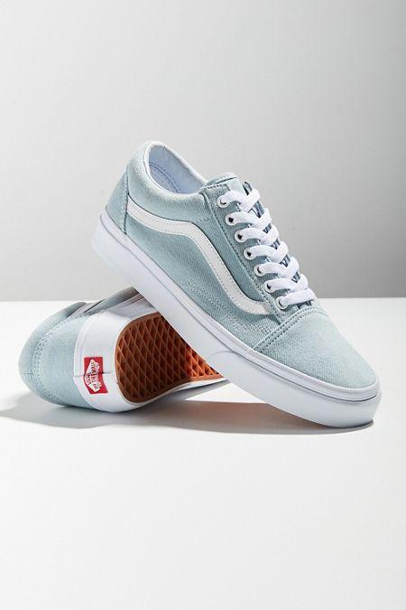 Vans Old Skool Denim Sneaker 13f6efb68