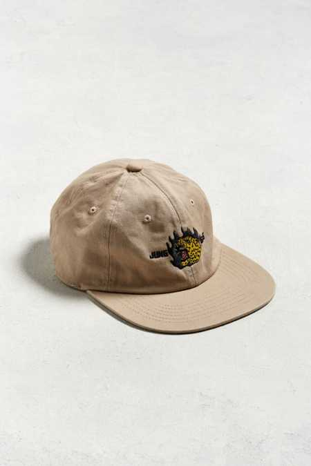 Jungles Leopard Unstructured Baseball Hat