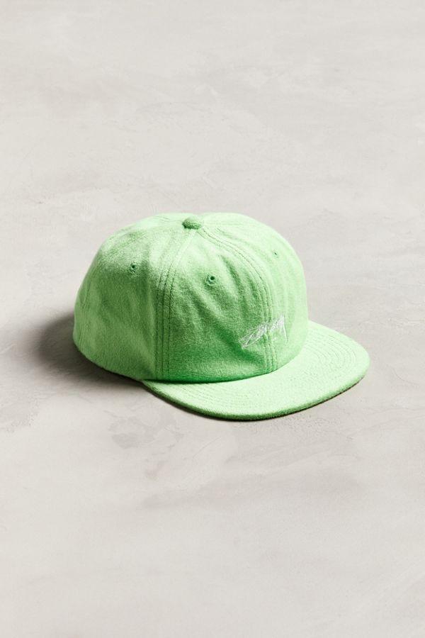 Stussy Terrycloth Snapback Hat  f37147604e2