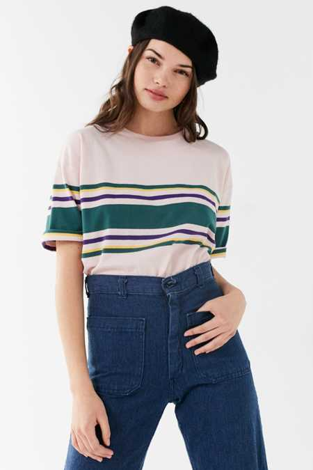 UO Basic Striped Tee