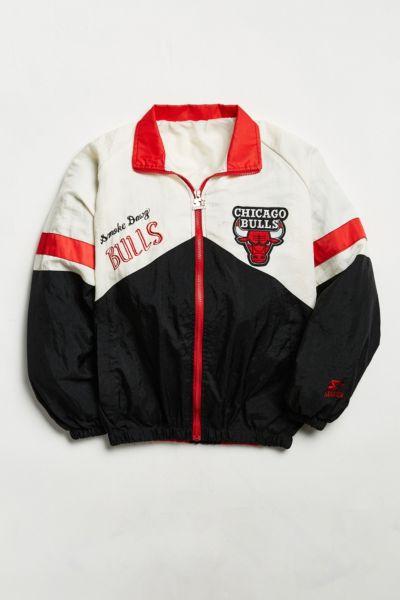 D'entraîneur De Blouson Urban Bulls Vintage Chicago Starter vqdqzt