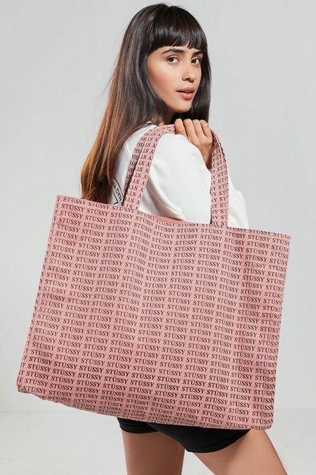 Stussy Eva Large Tote Bag 8e702f6757ca
