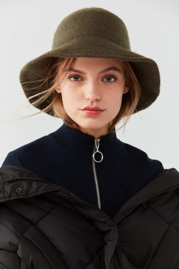 Cozy Wool Bucket Hat  b5fb2c4a159