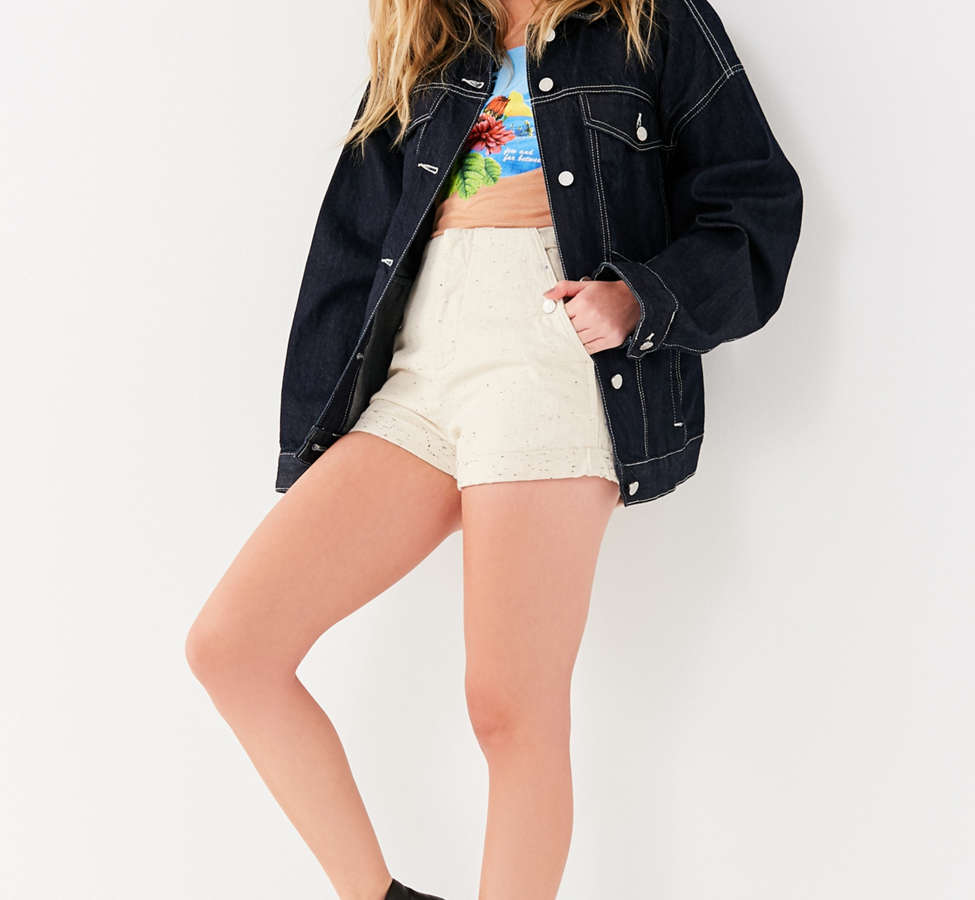 Slide View: 4: UO Utility Buckle Pinup Short