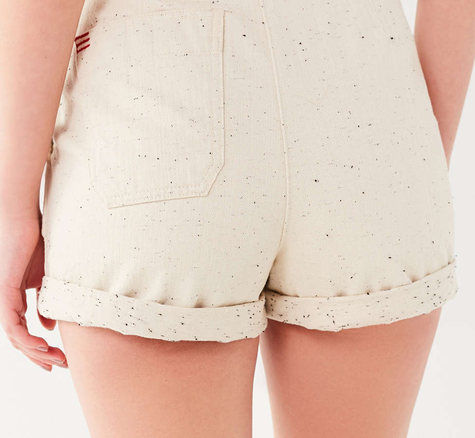 Slide View: 6: UO Utility Buckle Pinup Short
