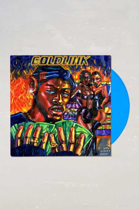 GoldLink - At What Cost 2XLP