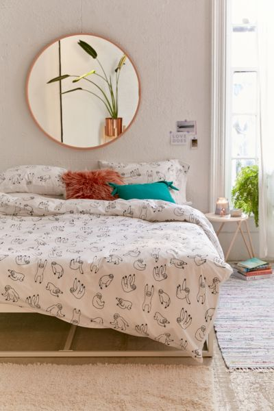 Sloth Duvet Cover | Urban Outfitters