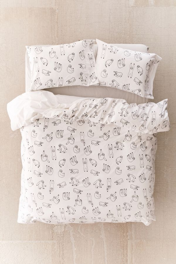 Sloth Bed Set