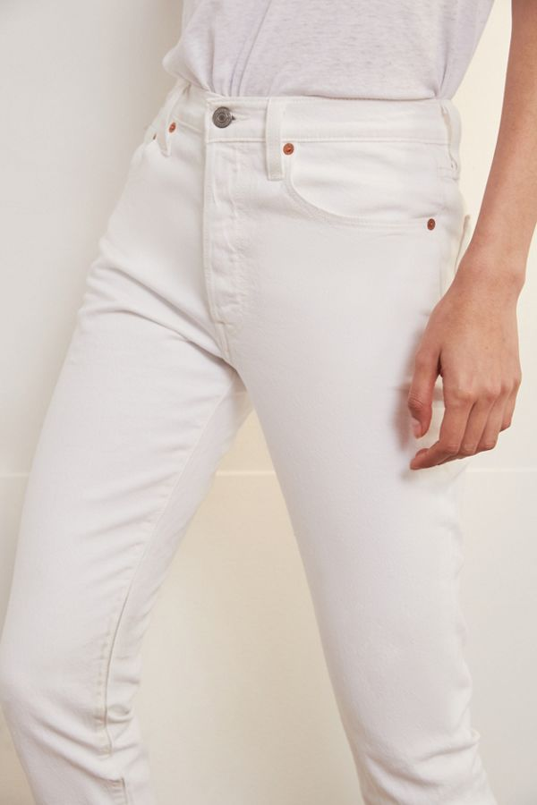 Clearance 2018 Free Shipping Eastbay 501 High Rise Skinny Jean - In the clouds Levi's Outlet Choice 5efV0Z