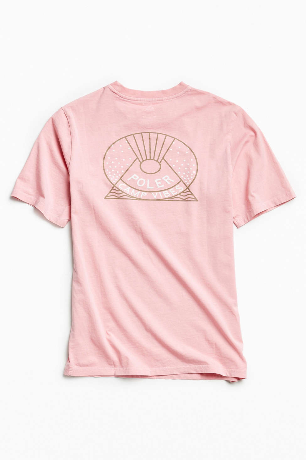 Poler Snow Globe Camp Vibe Tee Urban Outfitters
