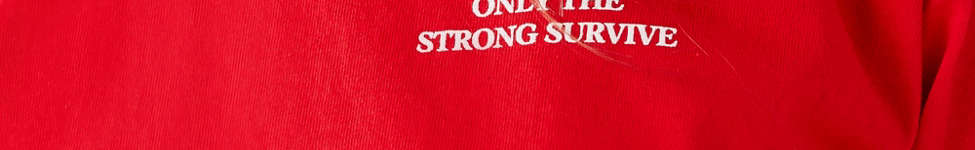 Thumbnail View 3: Only The Strong Survive Long Sleeve Tee