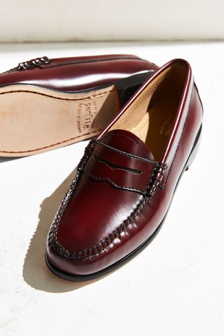 1d2f4d197b7 Bass Weejun Whitney Leather Loafer