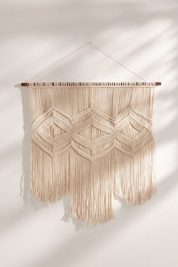 Lydia Macram 233 Wall Hanging Urban Outfitters