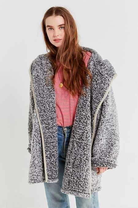 Womenu0026#39;s Faux Fur Coats | Urban Outfitters