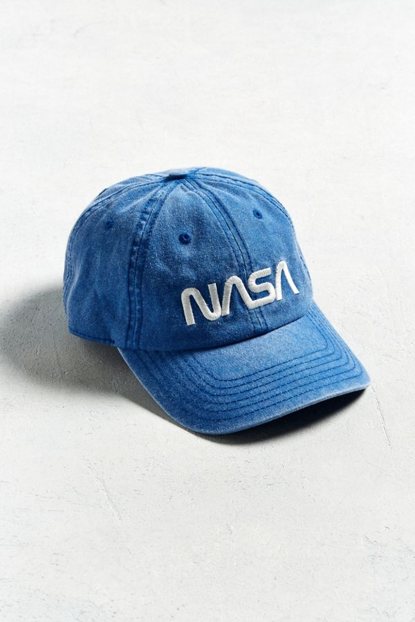 NASA Pigment-Dyed Dad Hat  ad34a7bcdb1