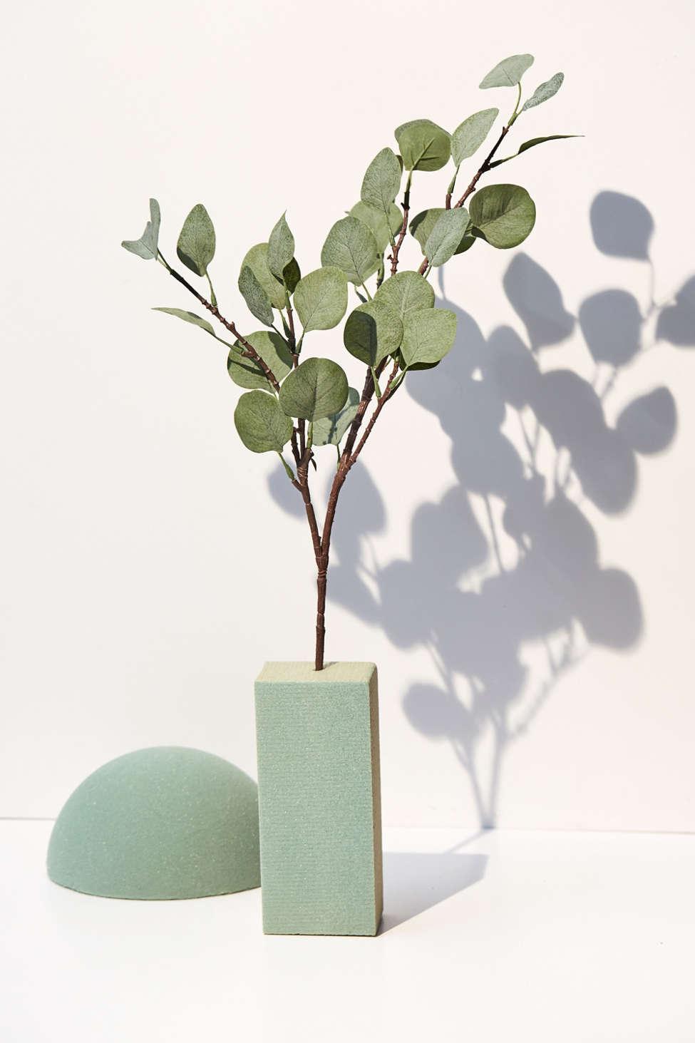 Slide View: 1: Faux Eucalyptus