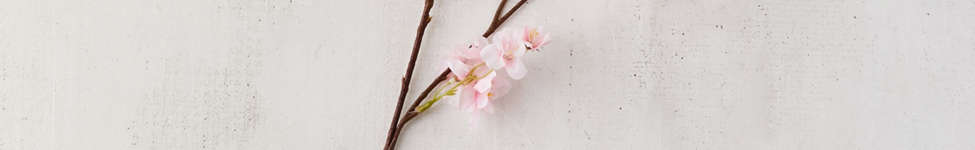 Thumbnail View 2: Cherry Blossom Faux Flower