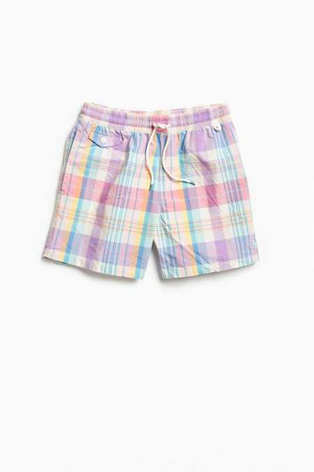 Polo Ralph Lauren Traveler Plaid Short