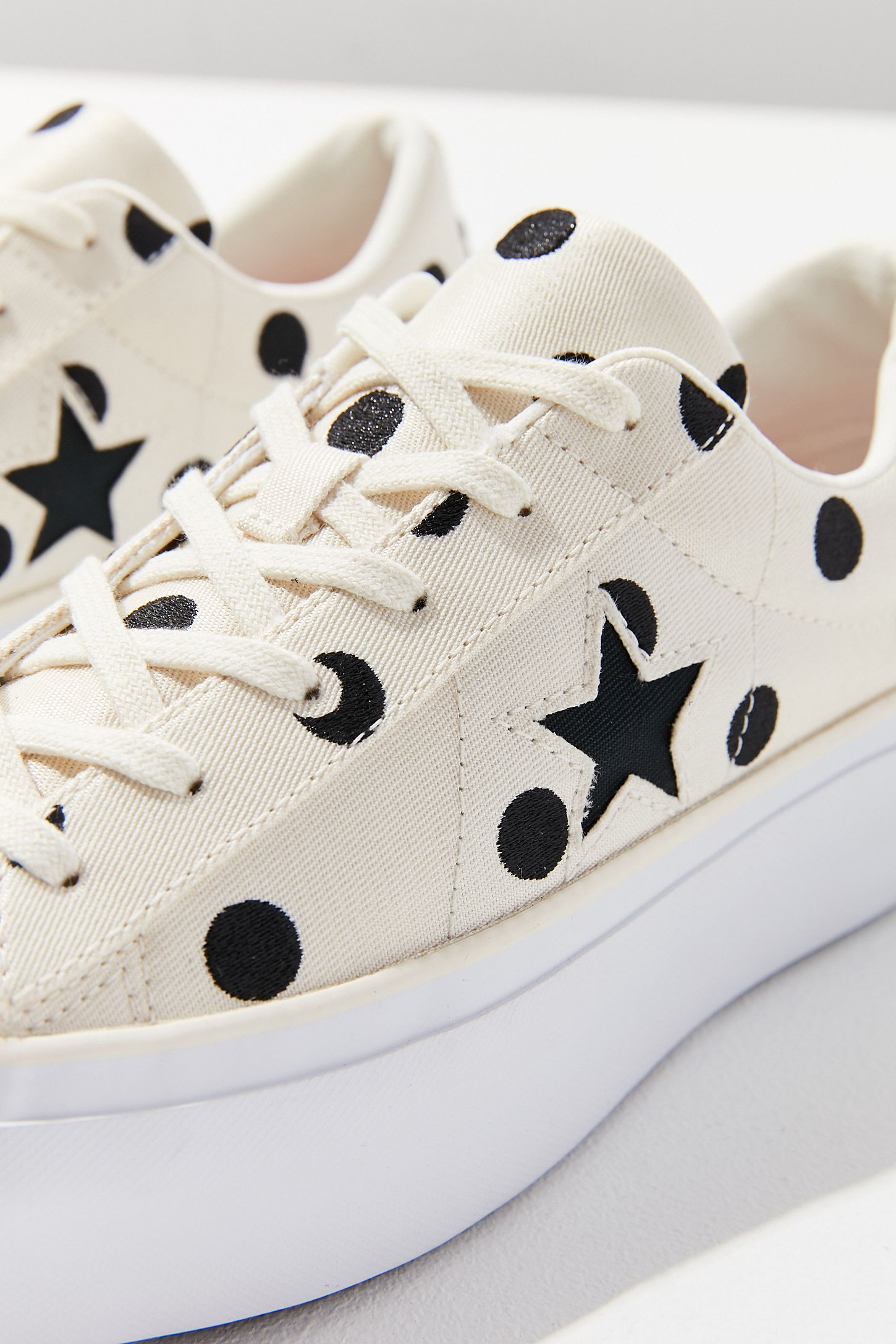 Converse Platform Polka One Urban Outfitters Star Sneaker Dot rfOrHqw