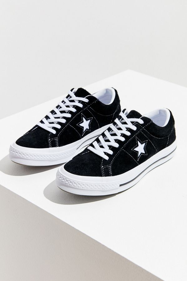 converse one star noir