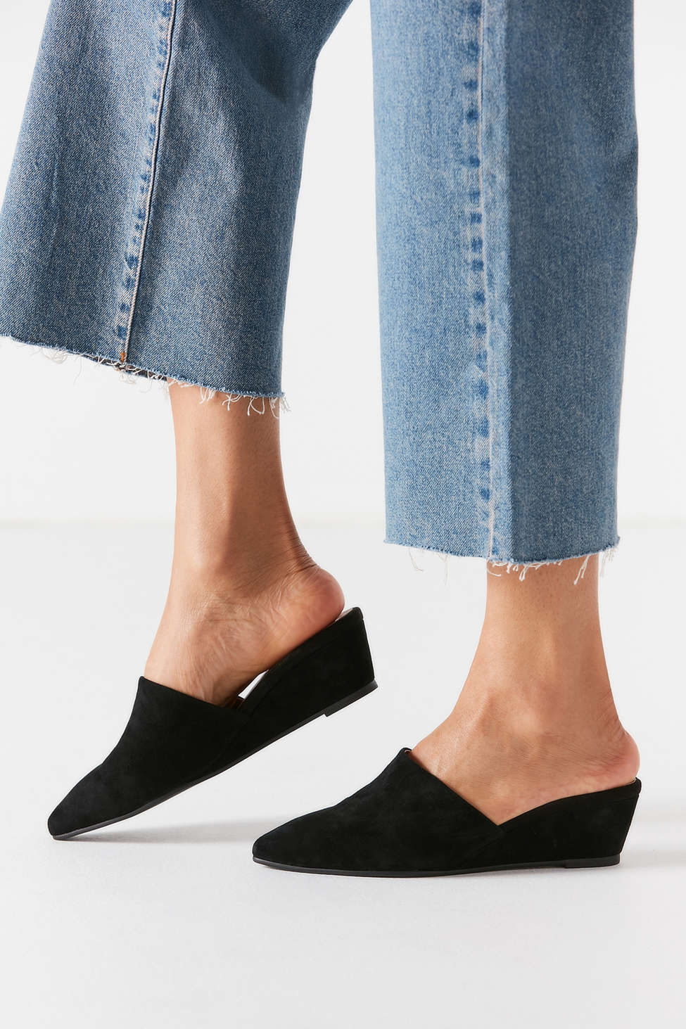 Jeffrey Campbell Noah Mule Wedge Urban Outfitters