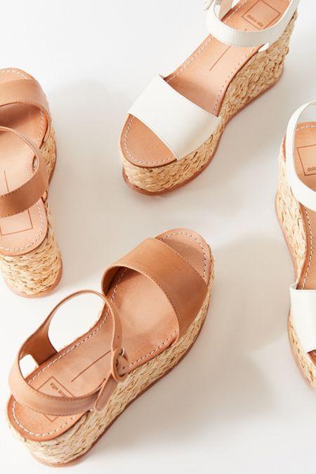 Dolce Vita Espadrille Platform Sandal