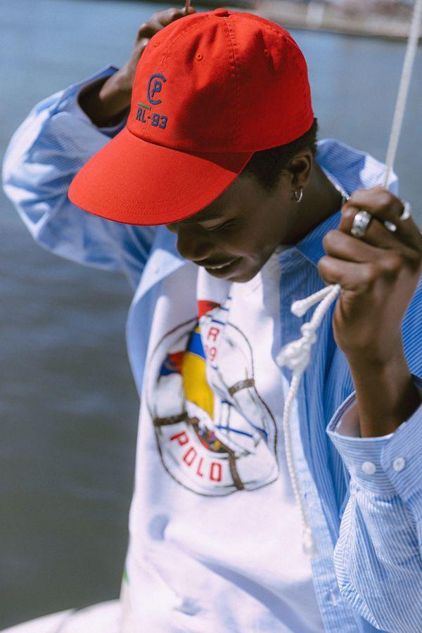 Polo Ralph Lauren Classic Sport Baseball Hat  1516304fd223