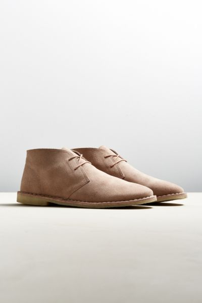 UO Desert Boot - Pink 8 at Urban Outfitters