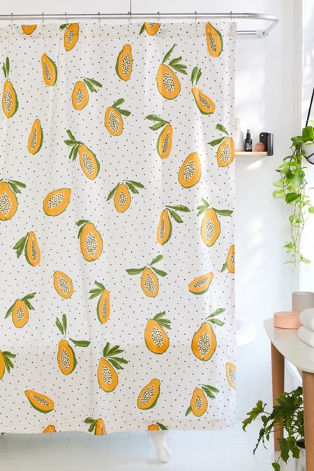 Shower Curtains Bathroom Curtains Urban Outfitters