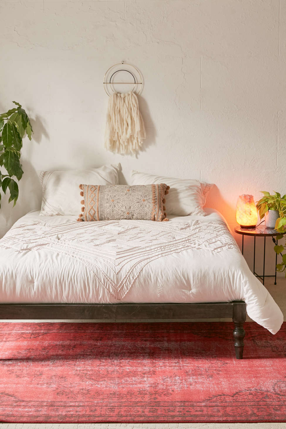 Slide View: 1: Renee Embroidered Comforter