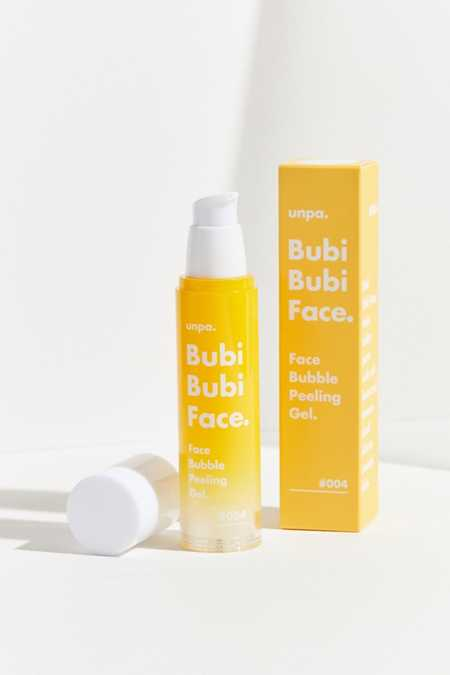 Unpa Bubi Bubi Face Bubble Peeling Gel