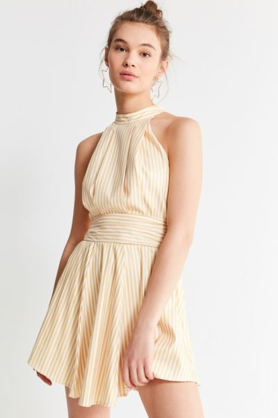 C/Meo Collective Believe In Me Striped Dress by C/Meo Collective