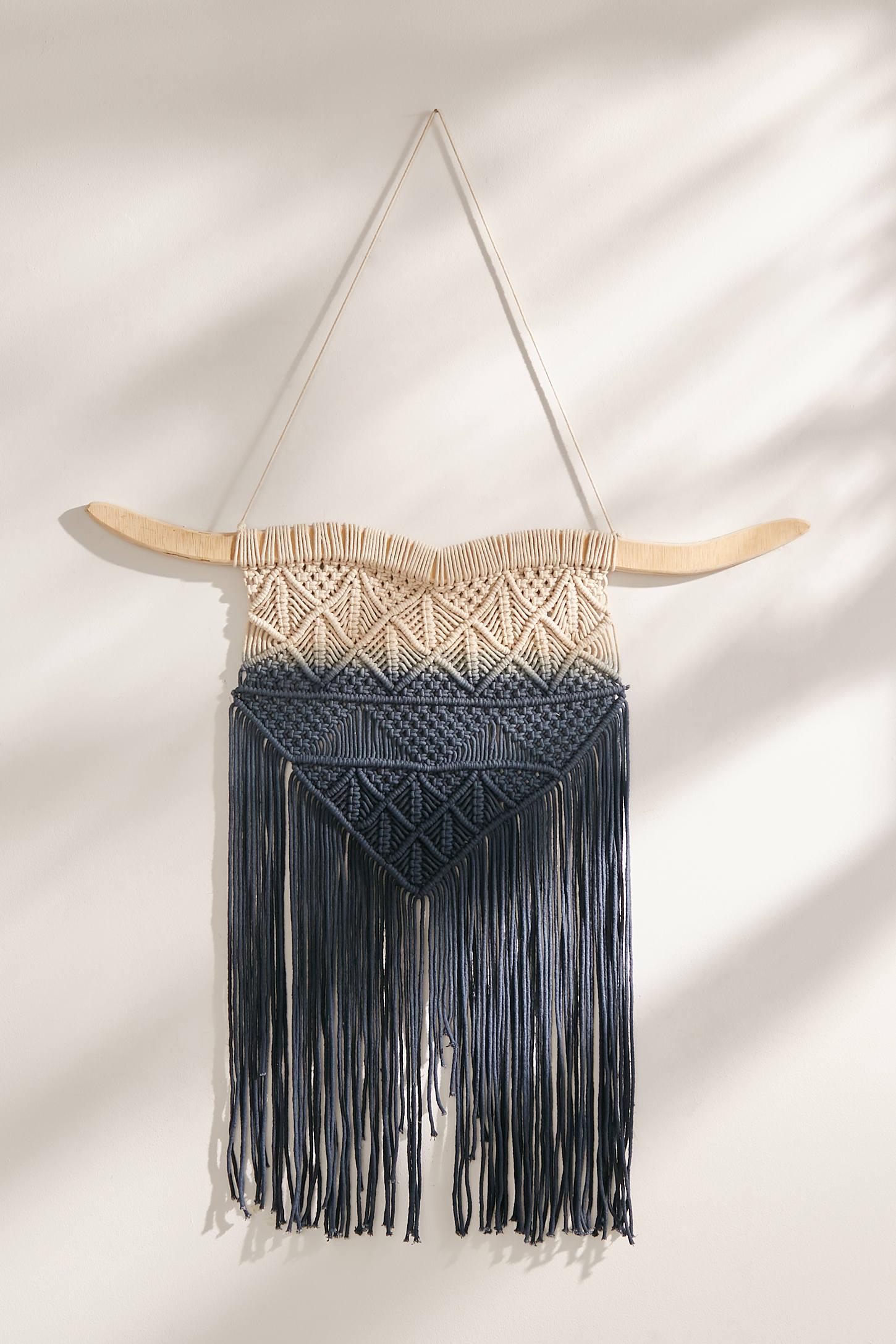 Ombre Macramé Wall Hanging | Urban Outfitters