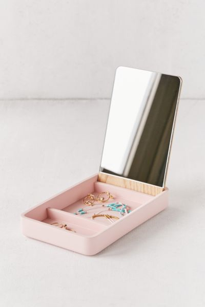 Pink Jewelry Storage Boxes Holders Urban Outfitters