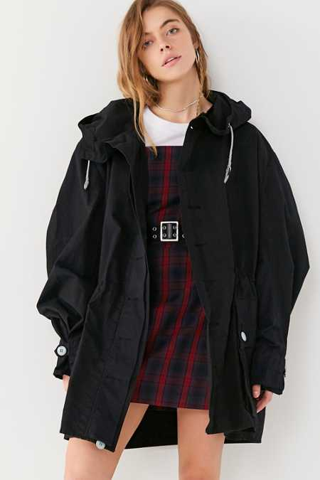 Vintage Oversized Snow Parka Coat