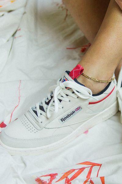 402e56f3880 Shoptagr   Reebok Club C 85 Rad Sneaker by Reebok