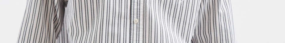 Thumbnail View 1: Palu Textured Stripe Button-Down Shirt