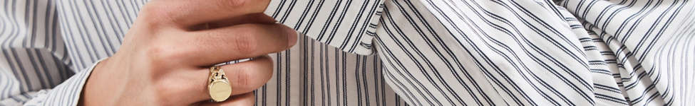 Thumbnail View 4: Palu Textured Stripe Button-Down Shirt