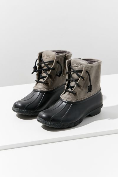 Sperry Saltwater Duck Boot - Grey 6 at Urban Outfitters