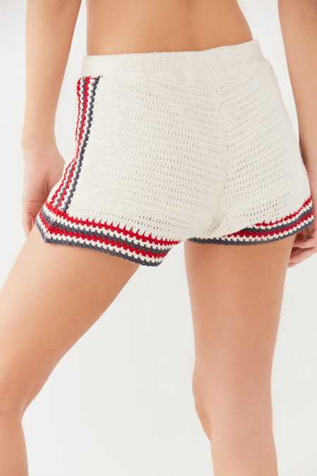Slide View: 3: Out From Under Poppy Crochet Short