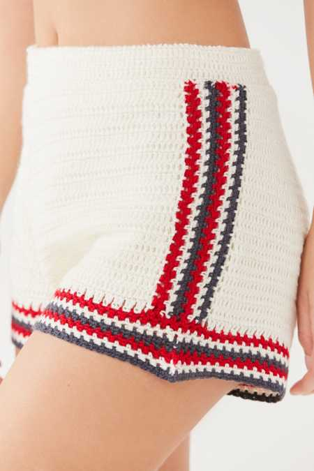 Slide View: 4: Out From Under Poppy Crochet Short