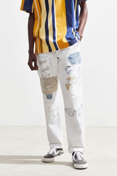 Polo Ralph Lauren Text Chino Pant by Polo Ralph Lauren