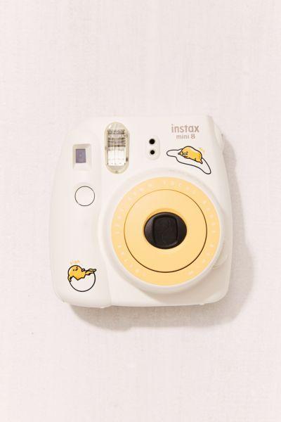 Fujifilm Instax Mini 8 Gudetama Instant Camera Urban